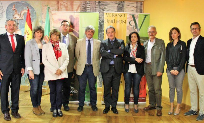 Foto de La Universidad de León organiza un programa formativo estival con más de 70 cursos diferentes