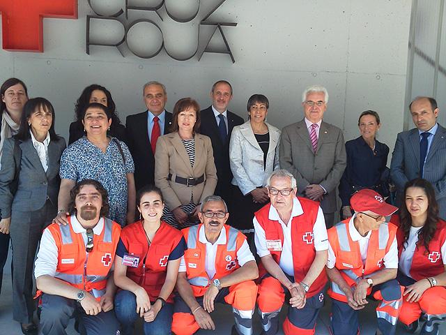 Foto de El Centro de Día de Villafranca tiene ya lista de espera y atiende a 30 mayores