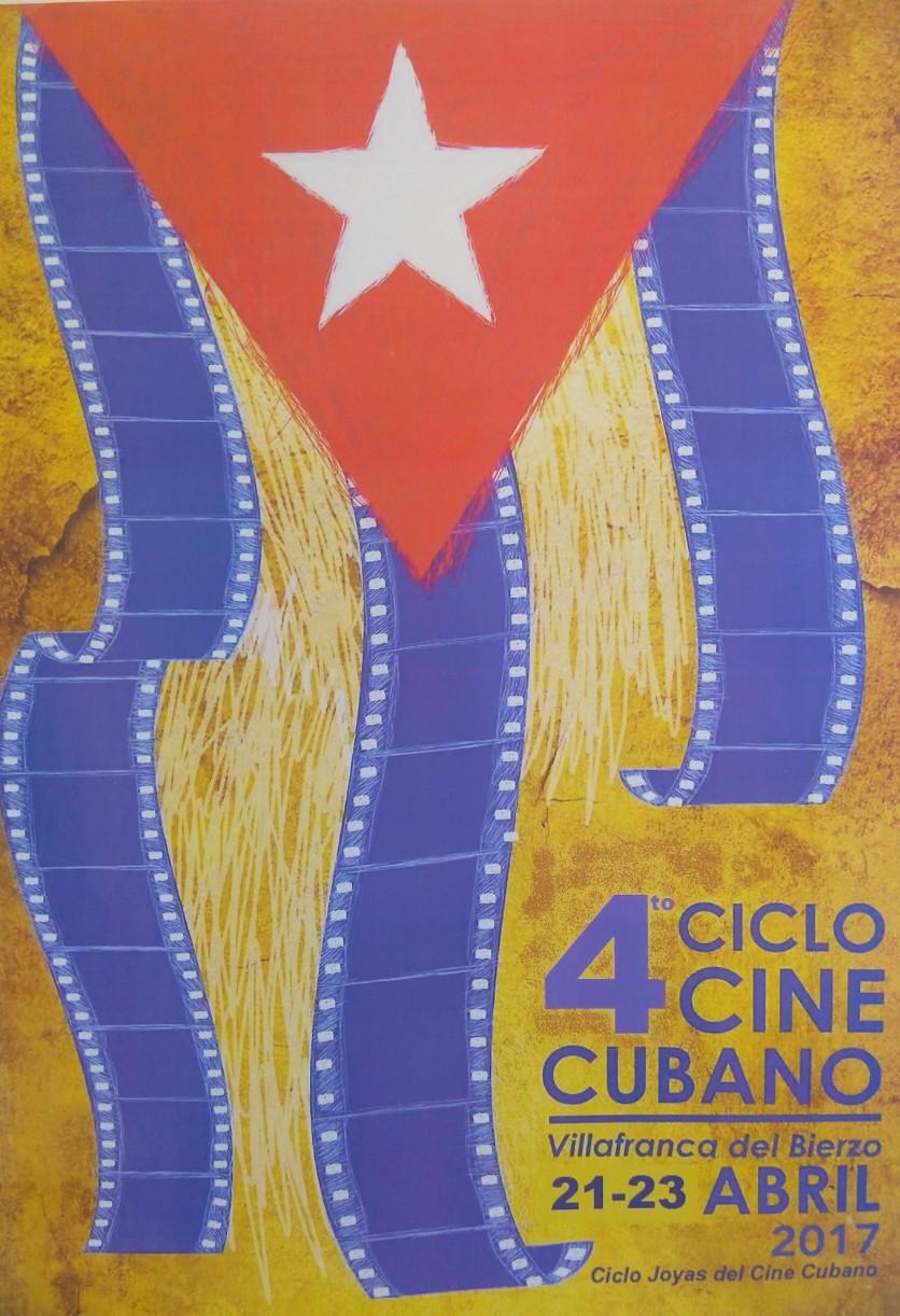 Foto de Programación IV Ciclo de Cine Cubano en Villafranca del Bierzo