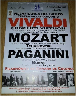 Foto de Concierto de Música Clásica