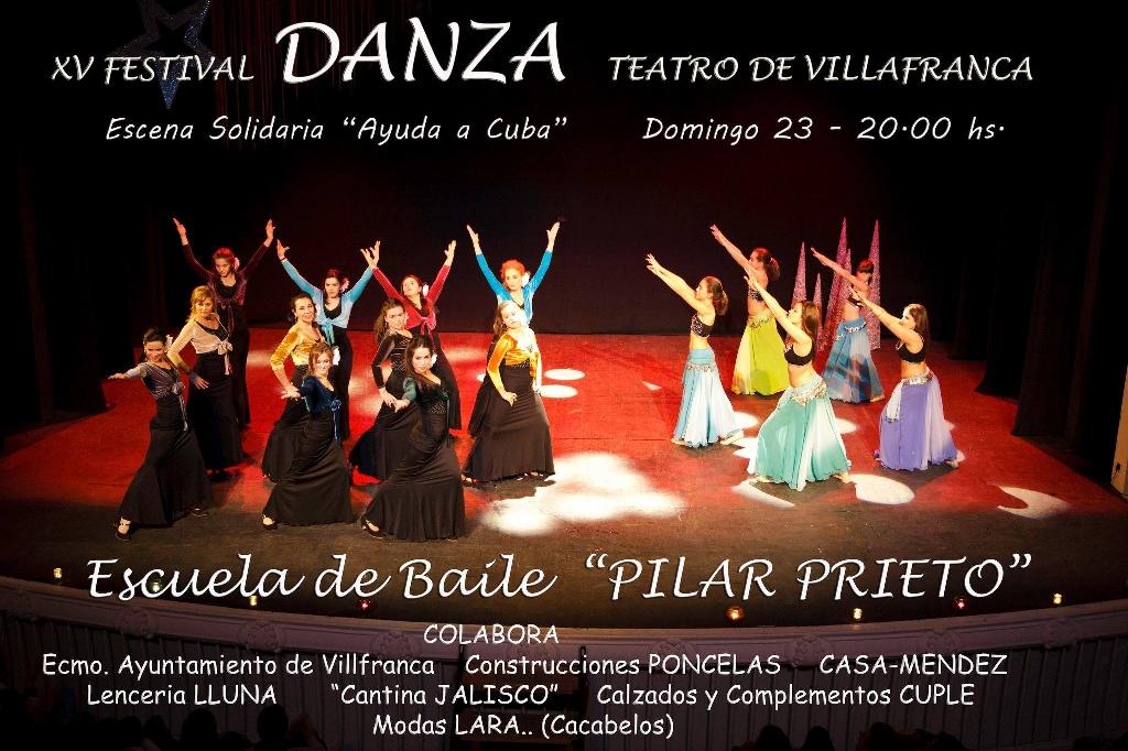 Foto de XV Festival Danza en Villafrnca del Bierzo