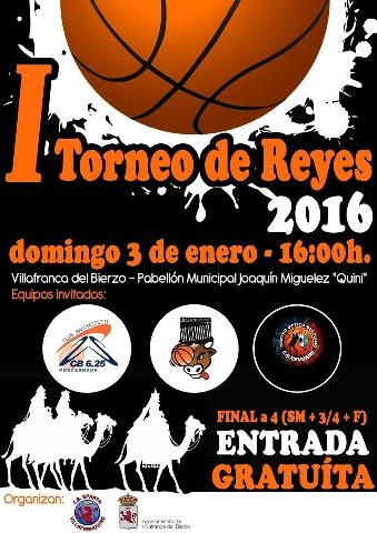 Foto de I Torneo de Reyes de Baloncesto