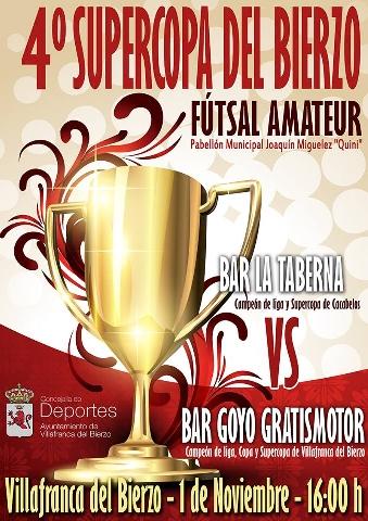 Foto de 4ª Supercopa de Fútsal en Villafranca del Bierzo