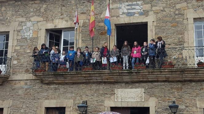 Foto de Día de la Paz en Villafranca del Bierzo