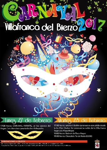 Foto de Carnaval 2017 en Villafranca del Bierzo