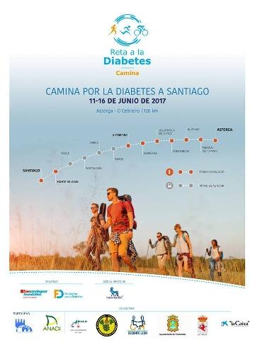 Foto de Camina por la Diabetes a Santiago