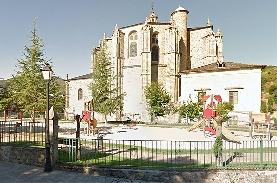Foto de La Junta autoriza la restauración del retablo de la Virgen del Rosario de la Colegiata de Villafranca