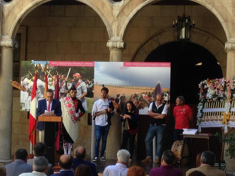 Foto de Diputación pide a la Unesco que declare Patrimonio Inmaterial de la Humanidad las fiestas populares de la provincia