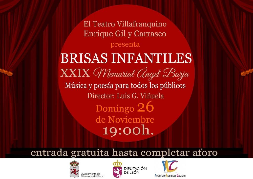 Foto de Música y poesia en el Teatro Villafranquino