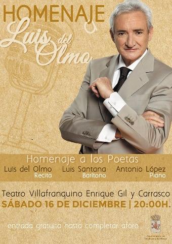 Foto de Homenaje a Luis del Olmo