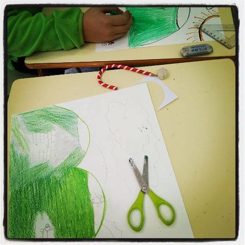 Foto de Concurso de dibujo