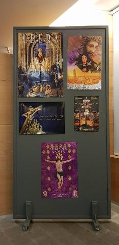 Foto de Exposición de Carteles de Semana Santa en Viveiro