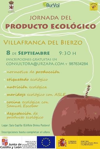 Foto de Jornada del Producto Ecológico