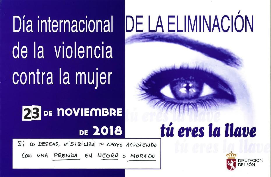 Foto de DIA INTERNACIONAL DE LA VIOLENCIA CONTRA LA MUJER