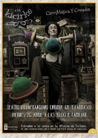 Foto de El Teatro de Villafranca del Bierzo acoge el premiado espectáculo