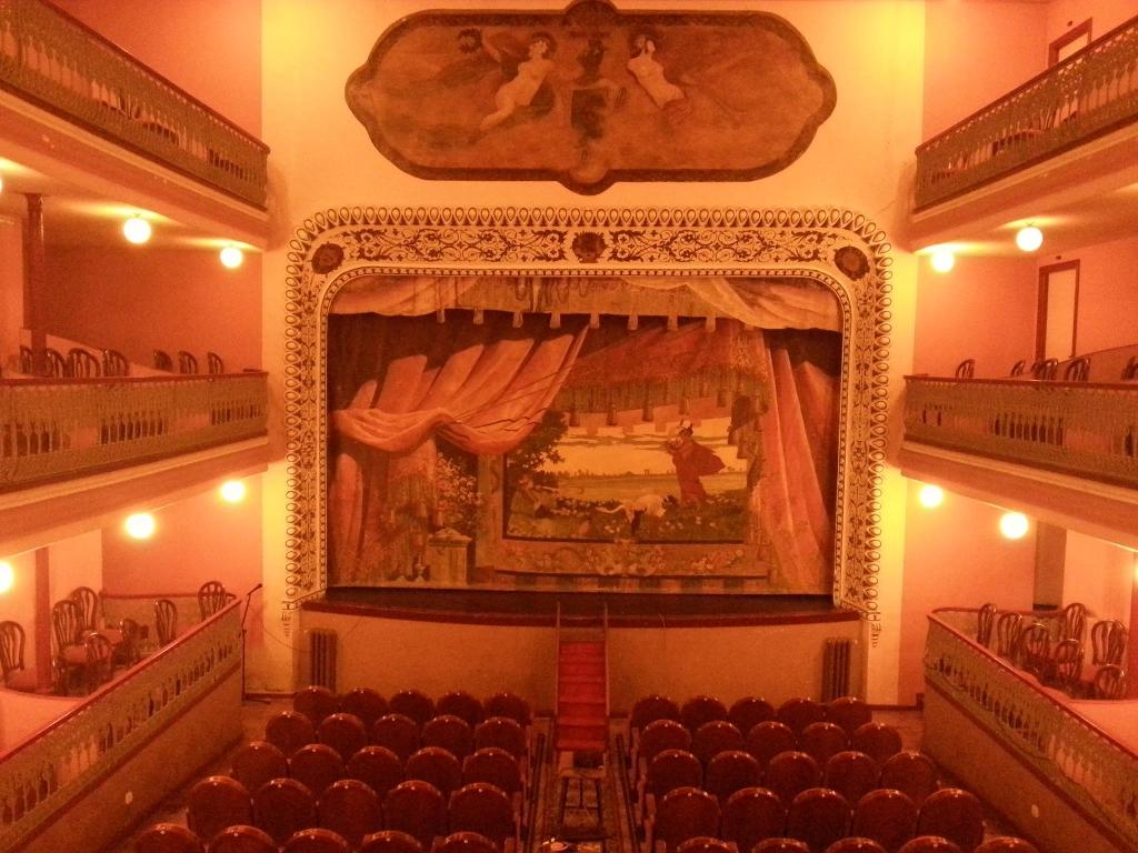 Foto de Obra del Taller de Teatro en Villafranca