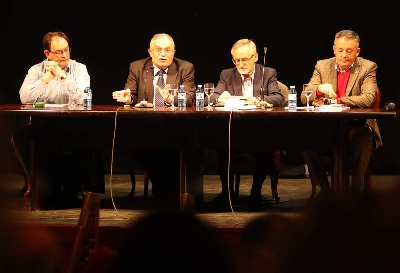 Foto de Fernando Valls: «Leyendo a Antonio Pereira se le oye hablar»