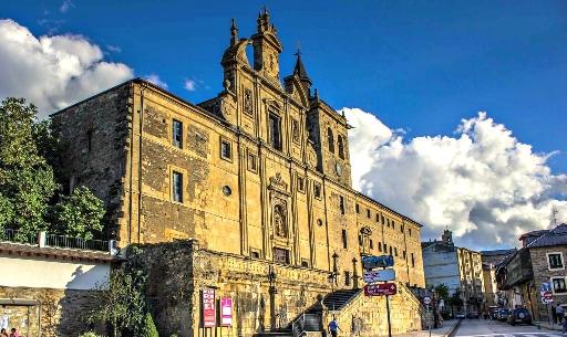 Foto de Diputación confirma inversiones para el atrio de San Nicolás de Villafranca del Bierzo