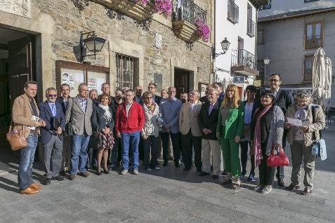 Foto de Villafranca del Bierzo se convierte en escenario de cuento en el Congreso Internacional de Literatura, que reunirá a más de 100 asistentes