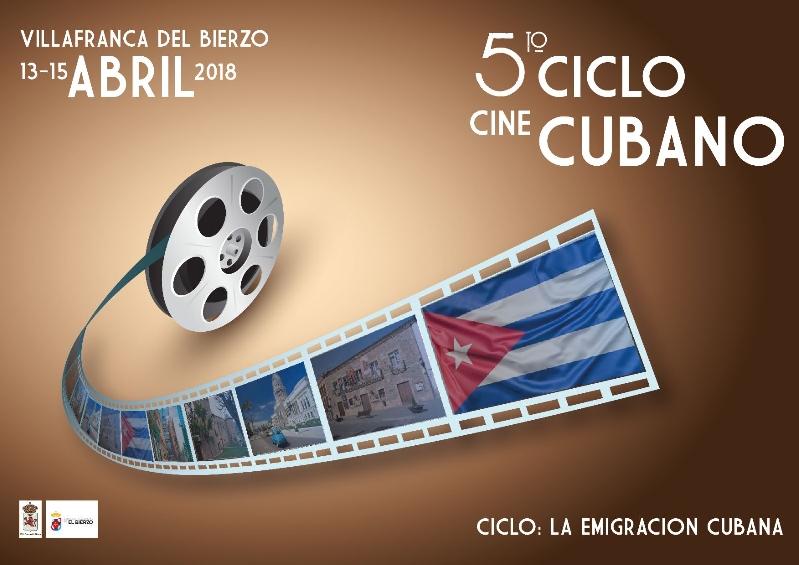 """Foto de 5º Ciclo de Cine Cubano """"La Emigración Cubana"""""""