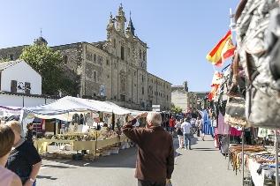 Foto de Así vive Villafranca del Bierzo su tradicional Feria de Santiago