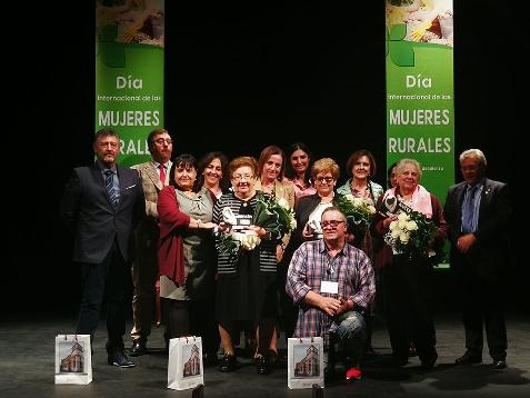 Foto de Premios a la Mujer Rural