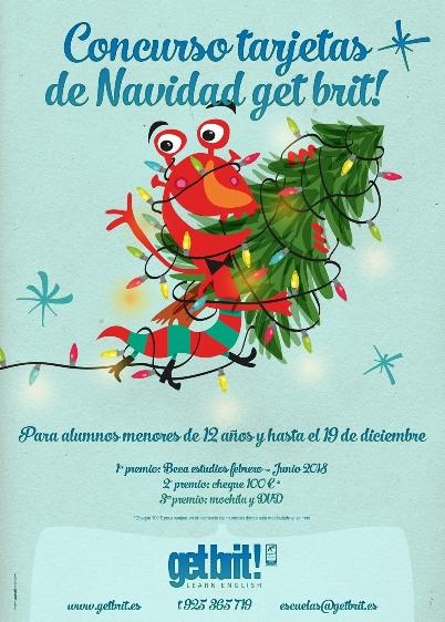 Foto de Concurso de Tarjetas de Navidad (Escuela de Idiomas Mpal)