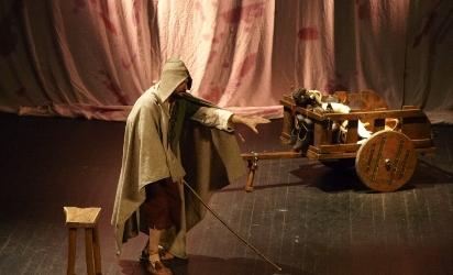 Foto de El Teatro Villafranquino Enrique Gil y Carrasco se convertirá en casa de pícaros