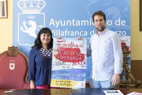 Foto de Las Fiestas del Cristo de Villafranca del Bierzo comenzarán con el pregón de Raúl Pérez y honrarán al Jardín de la Alameda en su 135 aniverario