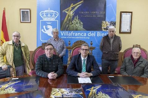 Foto de El obispo de Astorga abrirá la Semana Santa de Villafranca del Bierzo