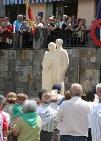Foto de Una estatua para los mayores
