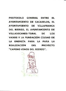 Foto de Protocolo general para la realización del proyecto