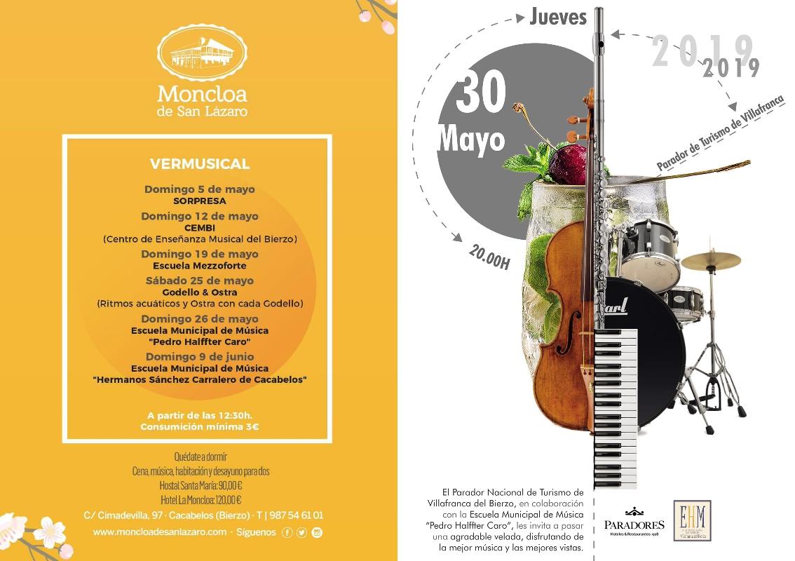 Foto de Actuaciones de la Escuela Municipal de Música