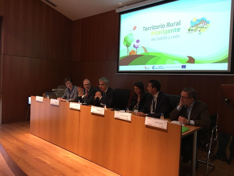 Foto de La Asociación de Municipios del Camino de Santiago ha presentado su App