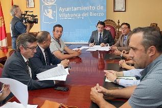Foto de La Junta de Castilla y León reactiva el Plan 42 contra los incendios forestales en cinco municipios del Bierzo Oeste