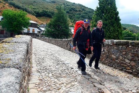 Foto de Aprobados 4.000€ de subvención para Villafranca del Bierzo para ayudar al peregrino