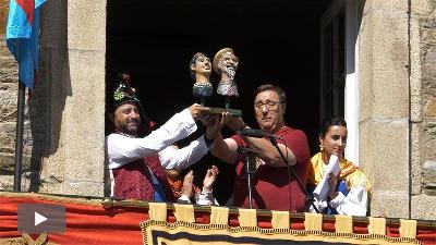 Foto de La Escola de gaitas orgullosa de haber transmitido el respeto por el patrimonio cultural del Bierzo