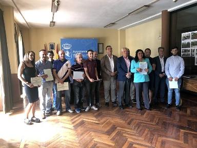 Foto de Villafranca del Bierzo clausura el programa mixto Ancares VII tras invertir más de 100.000 euros y formar a 8 profesionales