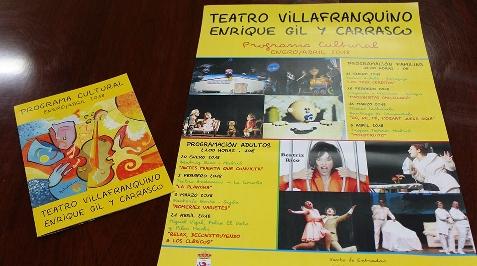 Foto de Villafranca presenta su programación teatral para niños y adultos con la intención de atraer público de todo El Bierzo